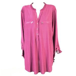 Lily Morgan tunic top